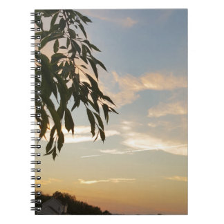 At days end notebook