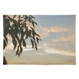 At days end placemat