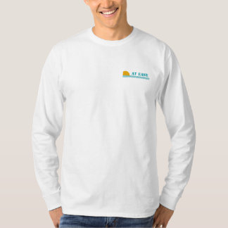 """At Ease"" men's long sleeve T-shirt"