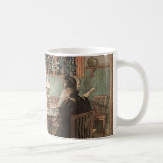 At home coffee mug