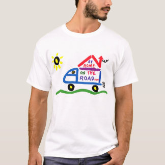 At Home on The Road T-Shirt