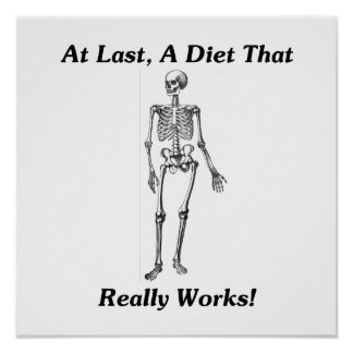At Last, A Diet That Really Works! Poster
