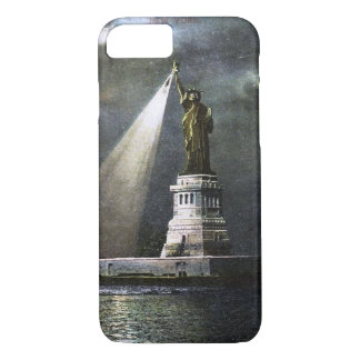 At Liberty with your cell phone iPhone 7 Case