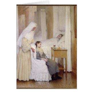 At Notre-Dame du Perpetuel Bon Secours Card