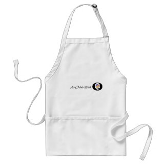 At Odds With Obama bumper Aprons