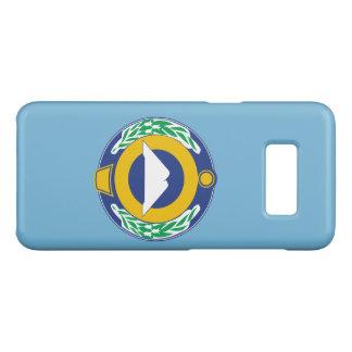 at of arms of Karachay-Cherkessia Case-Mate Samsung Galaxy S8 Case