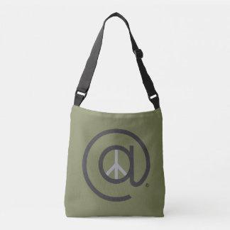 At Peace Cross Body Bag