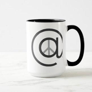 At Peace lg Mug