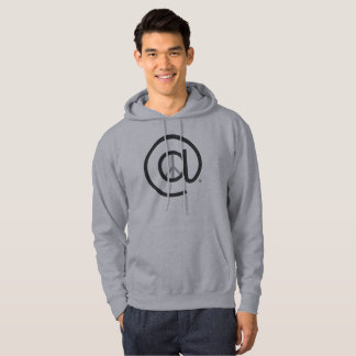 At Peace Men's Hoody Sweatshirt