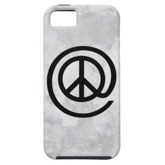 At Peace Sign iPhone 5 Case