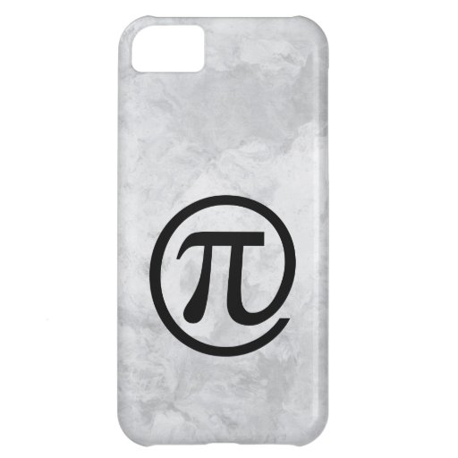 At Pi Sign iPhone 5C Covers