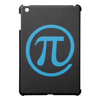 At Pi Sign iPad Mini Case