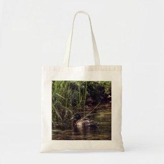 At Pond's Edge Tote Bag