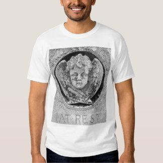 """At Rest"" Cherub Sleep Shirt - Customized"