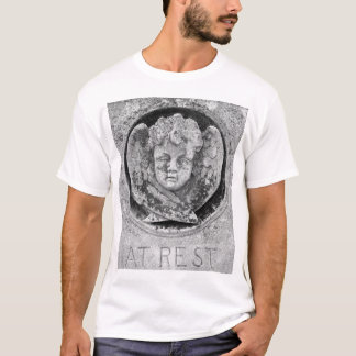 """At Rest"" Cherub Sleep Shirt - Customized"