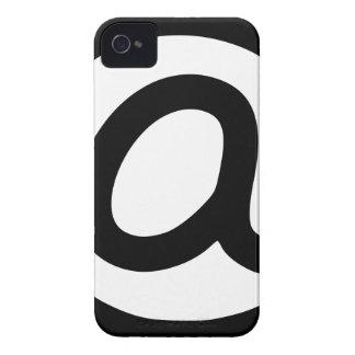 At Symbol iPhone 4 Case-Mate Cases