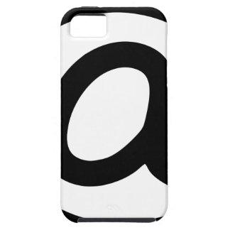 At Symbol iPhone 5 Cases