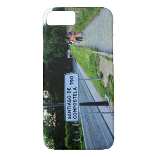 At the beginning of the Camino iPhone 8/7 Case