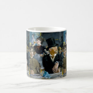 At the Cafe by Edouard Manet Coffee Mug