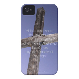 At The Cross Case-Mate iPhone 4 Case