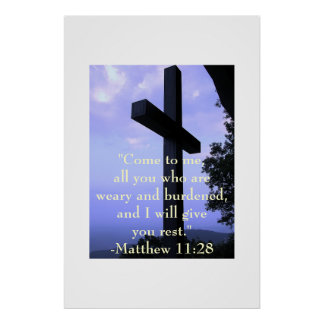 At The Cross Poster