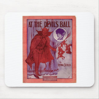At_the_Devil's_Ball_ Mouse Pad