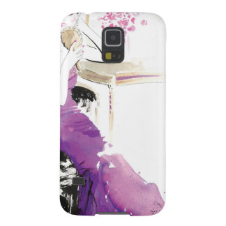 At the Dressing Table Galaxy S5 Cover
