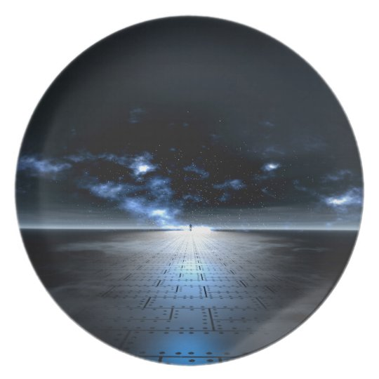 at the edge of time plate