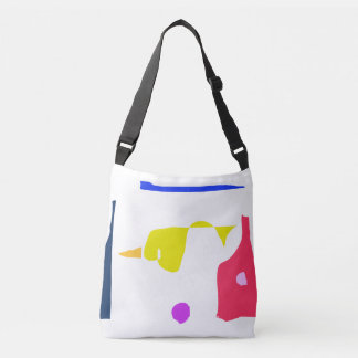 At the End of the Hallway Crossbody Bag