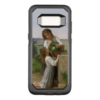 At the Fountain William-Adolphe Bouguereau OtterBox Commuter Samsung Galaxy S8 Case
