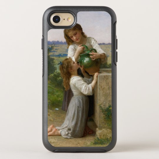 At the Fountain William-Adolphe Bouguereau OtterBox Symmetry iPhone 7 Case