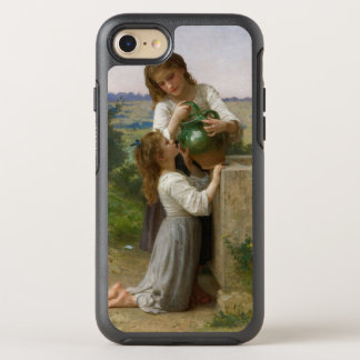 At the Fountain William-Adolphe Bouguereau OtterBox Symmetry iPhone 8/7 Case