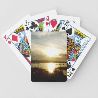 At the Going Down of the Sun Bicycle Card Decks