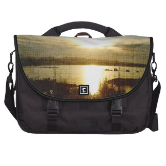 At the Going Down of the Sun Laptop Bag