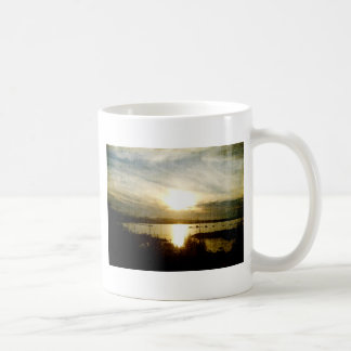 At the Going Down of the Sun Mug