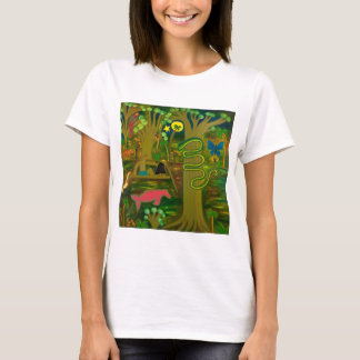 At the Heart of the Amazon River 2010 T-Shirt