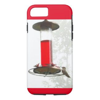At the Hummingbird Feeder iPhone 7 case