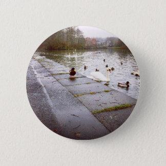 At the Loch 2 Inch Round Button