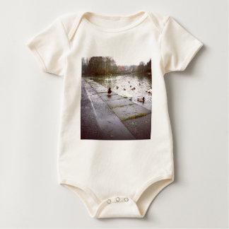 At the Loch Baby Bodysuit