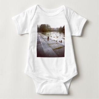 At the Loch Baby Bodysuit