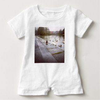 At the Loch Baby Romper