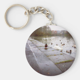 At the Loch Keychain