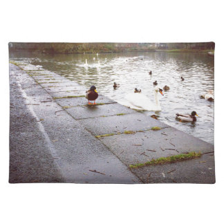 At the Loch Placemat