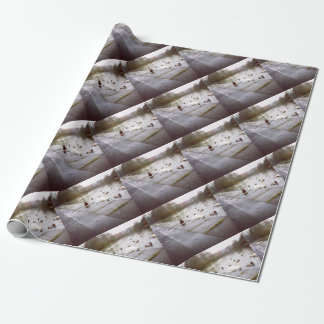 At the Loch Wrapping Paper