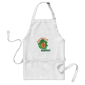 At The Market Standard Apron
