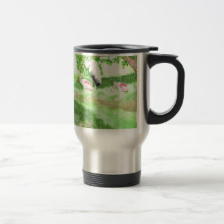 At the Pond Travel Mug
