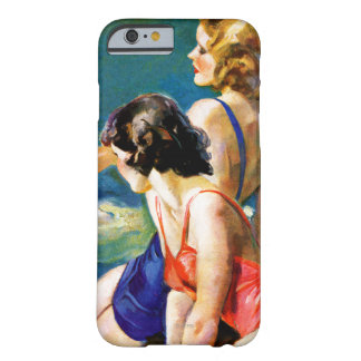 At the Pool Barely There iPhone 6 Case