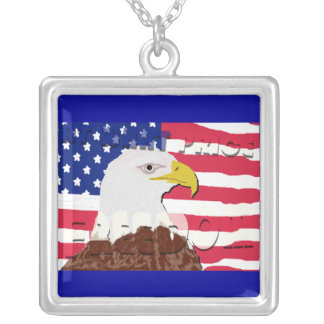 At What Price Freedom Necklace