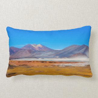 Atacama Salt Lake Lumbar Pillow