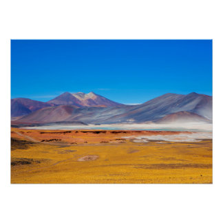 Atacama Views Poster